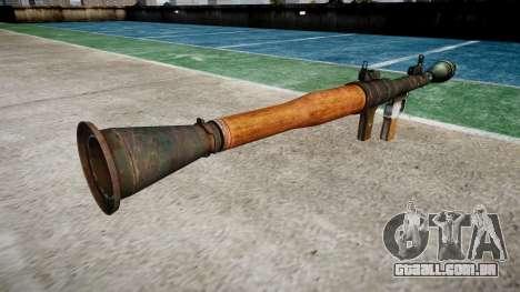 De mão de granadas antitanque (RPG) para GTA 4 segundo screenshot