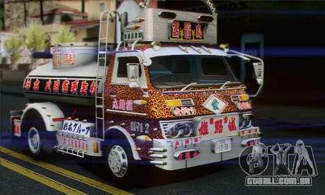 Isuzu ELF para GTA San Andreas