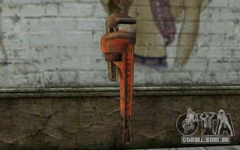Chave (DayZ Standalone) para GTA San Andreas