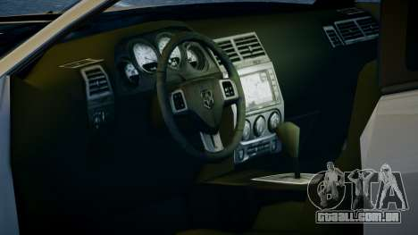 Dodge Challenger SRT8 para GTA 4 vista direita