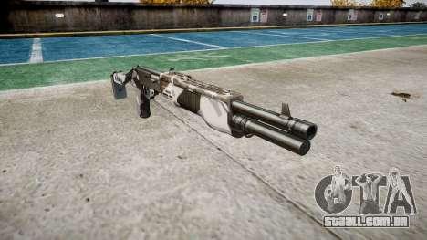 Ружье Franchi SPAS-12 Sibéria para GTA 4