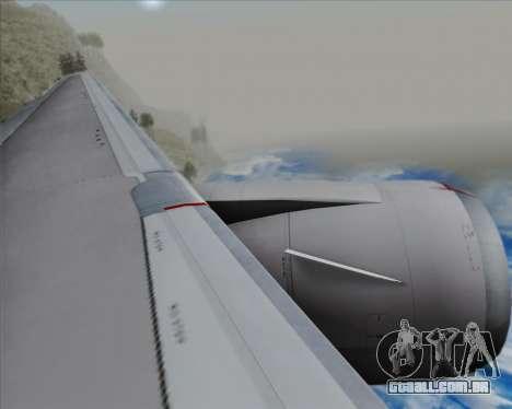 Boeing 767-300ER Qantas (New Colors) para o motor de GTA San Andreas