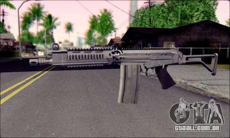 FN FAL from ArmA 2 para GTA San Andreas segunda tela