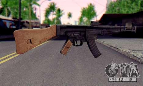 Máquina (Death to Spies 3) para GTA San Andreas segunda tela