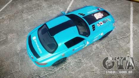 Mercedes-Benz SLS AMG v3.0 [EPM] Kotori Minami para GTA 4 vista direita