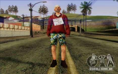 Membro do esquadrão AI Pele 1 para GTA San Andreas