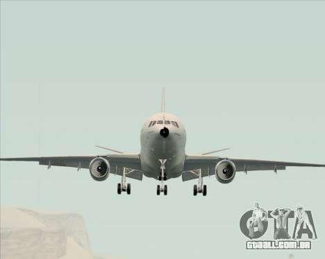 McDonnell Douglas DC-10-30 Iberia para GTA San Andreas vista traseira