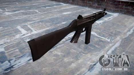 Arma da Taurus MT-40 buttstock1 icon1 para GTA 4 segundo screenshot