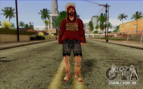 Membro do esquadrão AI Pele 2 para GTA San Andreas