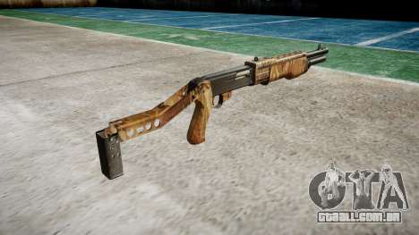 Ружье Franchi SPAS-12 de Elite para GTA 4 segundo screenshot
