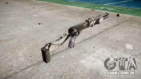 Ружье Franchi SPAS-12 Sibéria para GTA 4 segundo screenshot