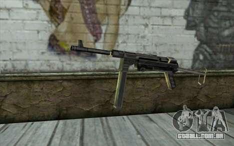 MP-40 from Day of Defeat para GTA San Andreas