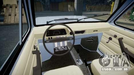 ZAZ-968 para GTA 4