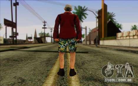 Membro do esquadrão AI Pele 1 para GTA San Andreas segunda tela