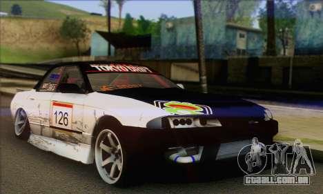Nissan Skyline HCR32 para GTA San Andreas