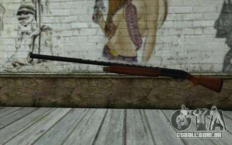 MP-153 Murka para GTA San Andreas