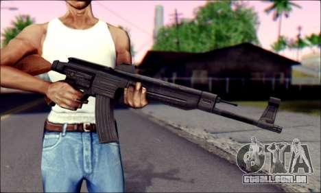 Máquina (Death to Spies 3) para GTA San Andreas terceira tela