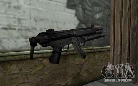 Cenouras de Meia - Vida Paranóia para GTA San Andreas segunda tela