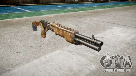 Ружье Franchi SPAS-12 de Elite para GTA 4