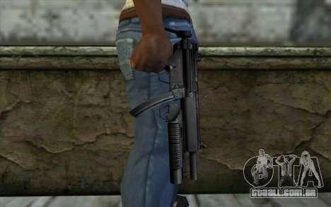 Cenouras de Meia - Vida Paranóia para GTA San Andreas terceira tela