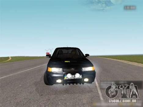 ESTES 2110 XN para GTA San Andreas