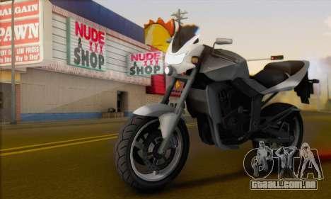 Vader from GTA 5 para GTA San Andreas