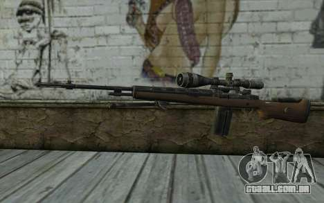 M21 from Battlefield: Vietnam para GTA San Andreas