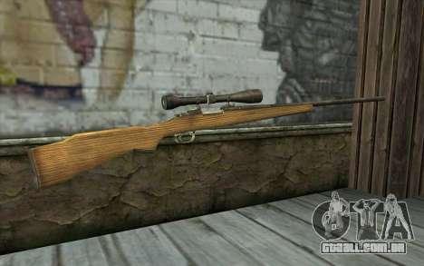 M40 from Battlefield: Vietnam para GTA San Andreas segunda tela