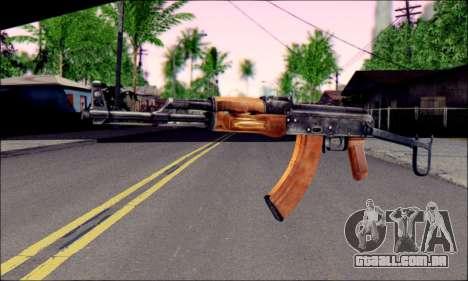 ACMs do ArmA 2 para GTA San Andreas