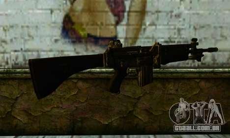 Dawn Patrol from Gotham City Impostors para GTA San Andreas segunda tela