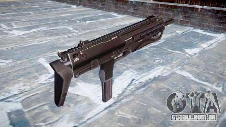 Submetralhadora HK MP7 para GTA 4 segundo screenshot
