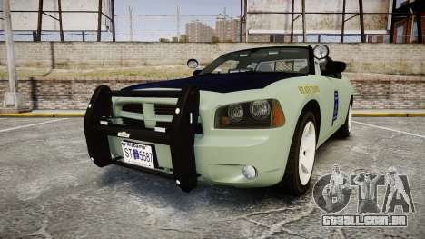 Dodge Charger 2010 Alabama State Troopers [ELS] para GTA 4