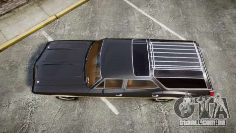 Oldsmobile Vista Cruiser 1972 Rims1 Tree1 para GTA 4 vista direita
