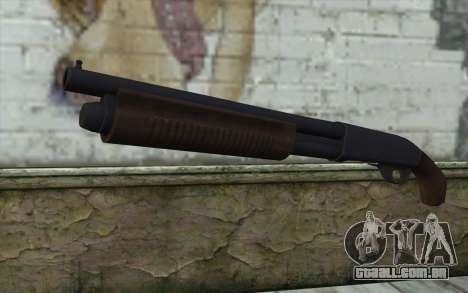 Remington 870 v2 para GTA San Andreas