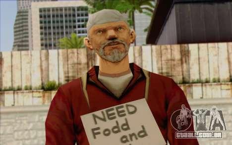 Membro do esquadrão AI Pele 1 para GTA San Andreas terceira tela