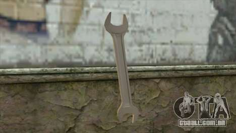 Wrench from Unity3D para GTA San Andreas segunda tela