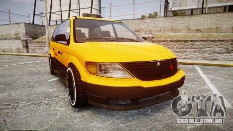 Schyster Cabby Taxi para GTA 4