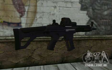LK-05 v2 para GTA San Andreas segunda tela
