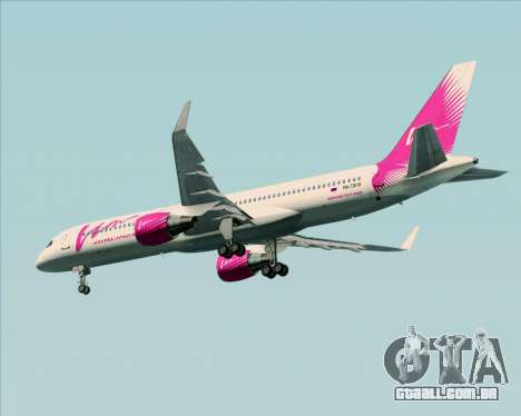 Boeing 757-230 VIM Airlines (VIM) para as rodas de GTA San Andreas