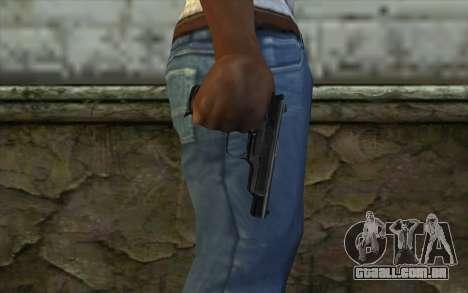 АПС a partir de Meia - Vida Paranóia para GTA San Andreas terceira tela