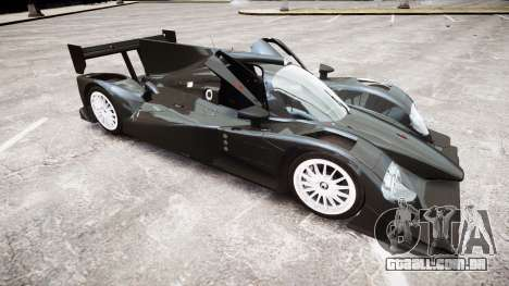 Lola B12-80 para GTA 4 vista interior