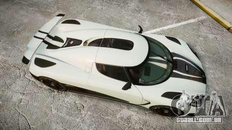 Koenigsegg Agera R 2013 [EPM] v1.5 para GTA 4 vista direita