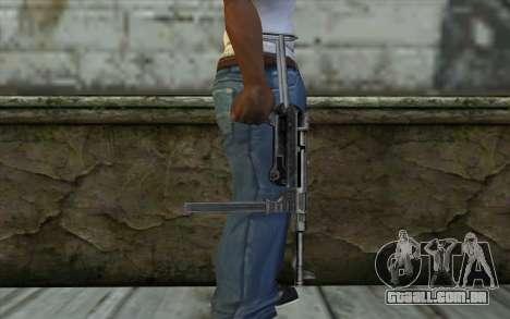 MP-40 from Day of Defeat para GTA San Andreas terceira tela