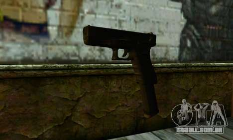 Glock 18 from Medal of Honor: Warfighter para GTA San Andreas
