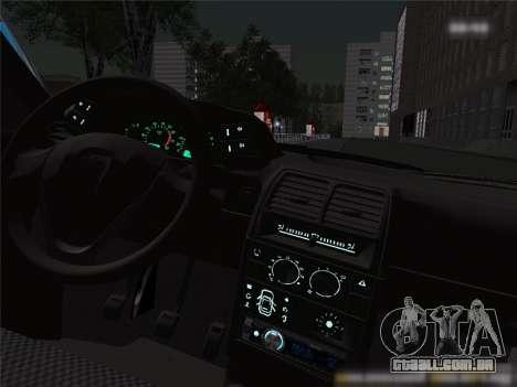 ESTES 2110 XN para GTA San Andreas vista direita