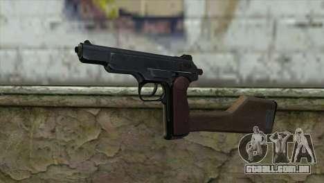 Stechkin Pistola Automática para GTA San Andreas