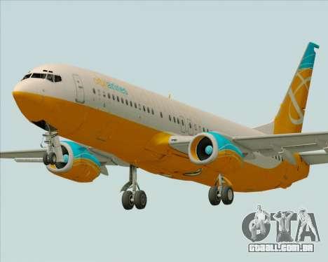 Boeing 737-800 Orbit Airlines para GTA San Andreas