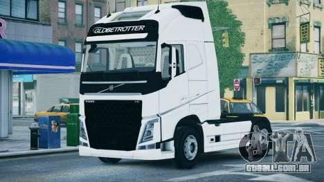 Volvo FH16 Truck para GTA 4