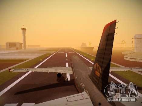 Airbus A321-232 Royal Jordanian Airlines para o motor de GTA San Andreas