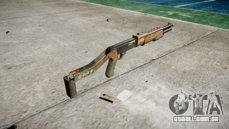 Ружье Franchi SPAS-12 Selva para GTA 4 segundo screenshot